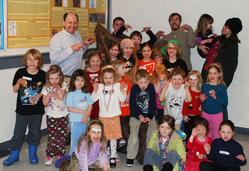 Kutztown University Geology Night for Kids