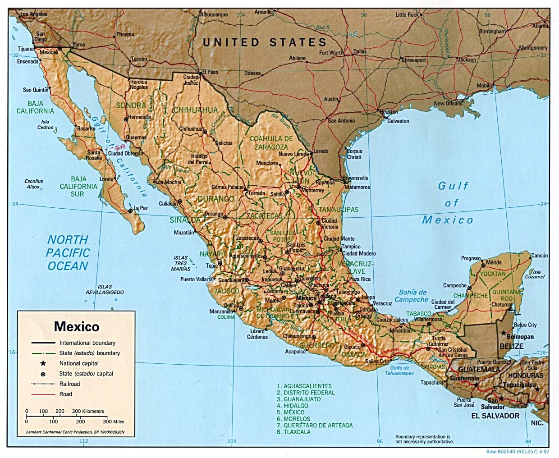 Kurt Friehauf Mexico Travels